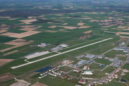 Flugplatz Hessental