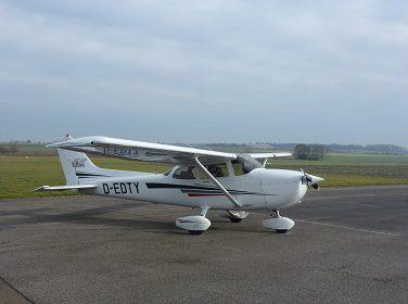 Cessna C172 - D-EDTY