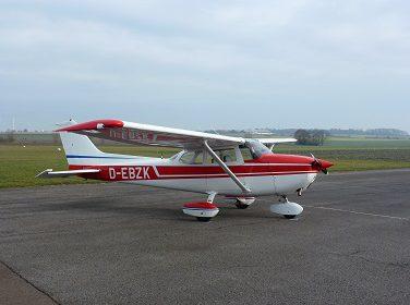Cessne C 172M - D-EBZK