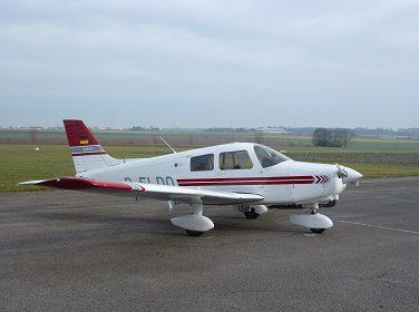 Piper PA28 - D-ELDO