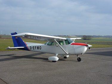 Cessna C172 - D-EFMO