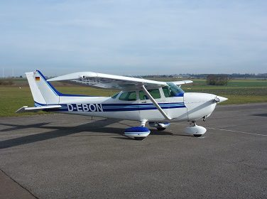 Cessna C172 - D-EBON