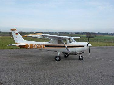 Cessna C152 - D-EBVO